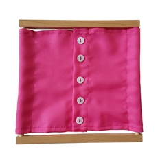 IFIT Montessori: Small Buttons Dressing Frame